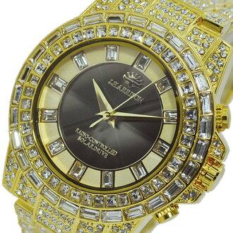 约翰· 哈里森闪耀太阳射电手表男式手表 jh-025 gb