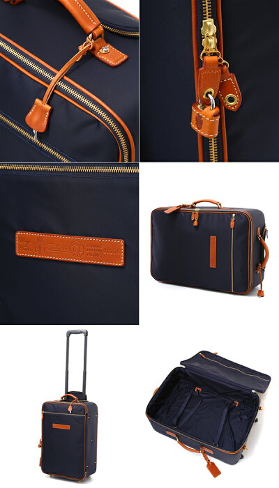 Felisi(フェリージ)/TROLLYBAG-NAVY-(トローリーバッグトロリーケースキャリーバッグカバン鞄)20259-DS-DS045【MUS】