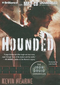 Hounded:TheIronDruidChronicles
