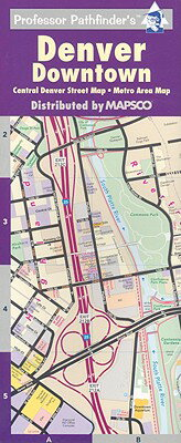 Denver_Downtown_Streep_Map