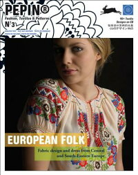 European_Folk:_Fabric_Design_a