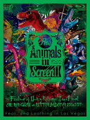 The Animals in Screen 2-Feeling of Unity Release Tour Final ONE MAN SHOW at NIPPON BUDOKAN 20160107-【Blu-ra…