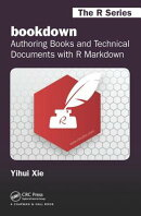 Bookdown: Authoring Books and Technical Documents with R Markdown