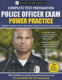 PoliceOfficerExam:PowerPractice[LearningExpressLLC]