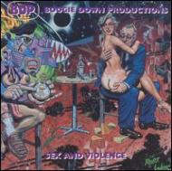 【輸入盤】Sex&Violence[BoogieDownProductions]