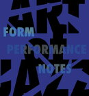 Art of Jazz: Form/Performance/Notes