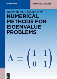 NumericalMethodsforEigenvalueProblems[SteffenB.Rm]