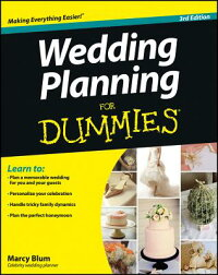 WeddingPlanningforDummies[MarcyBlum]
