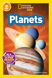 NationalGeographicReaders:Planets
