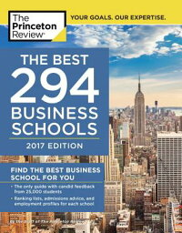 TheBest294BusinessSchools[PrincetonReview]