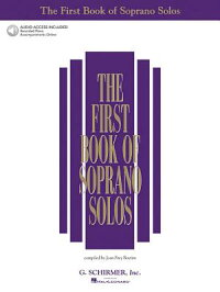 The_First_Book_of_Soprano_Solo