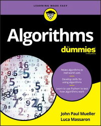 AlgorithmsforDummiesALGORITHMSFORDUMMIES(ForDummies(Computers))[JohnPaulMueller]