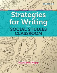 StrategiesforWritingintheSocialStudiesClassroom