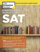 Reading and Writing Workout for the SAT, 3rd Edition: Extra Practice to Help Achieve an Excellent SA