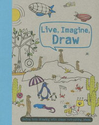 Live,Imagine,Draw[FrancesPrior-Reeves]