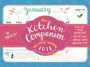 The Kitchen Companion Page-A-Week Calendar 2018