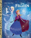 FROZEN:LITTLE GOLDEN BOOK(H)