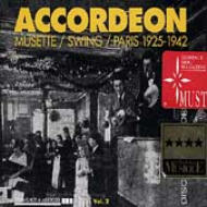 【輸入盤】Accordeon2-musette/Swing/Paris1925-1942[Various]