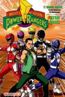 Mighty Morphin Power Rangers #2: Going Green