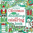 CHRISTMAS POCKET DOODLING & COLOURING(P)【バーゲンブック】