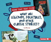 WhatAreLegends,Folktales,andOtherClassicStories?[LisaOwings]