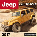 Jeep Off-Road 2017: 16-Month Calendar September 2016 Through December 2017