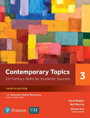 New Edition: Contemporary Topics 3 with Essential Online Resources