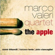 【輸入盤】Apple[MarcoValeriQuartet]
