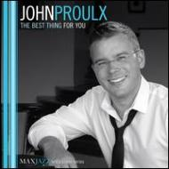 【輸入盤】BestThingForYou[JohnProulx]