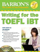WRITING FOR THE TOEFL IBT 4/E(P W/CD-ROM