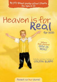 HeavenIsforRealforKids:4DVD-BasedSundaySchoolLessonsforAges8-12[GroupPublishing]