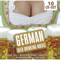 GermanBeerDrinkingMusic[Various]