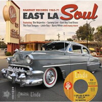 【輸入盤】EastLaSoul:RampartRecords1963-71[Various]