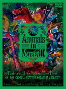 The Animals in Screen 2-Feeling of Unity Release Tour Final ONE MAN SHOW at NIPPON BUDOKAN 20160107-