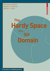 The_Hardy_Space_of_a_Slit_Doma