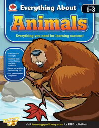 Animals,Grades1-3:CanadianEdition[Carson-DellosaPublishing]