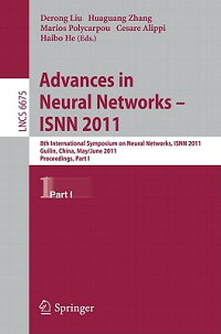 AdvancesinNeuralNetworks--Isnn2011:8thInternationalSymposiumonNeuralNetworks,Isnn2011,