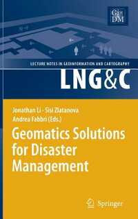 GeomaticsSolutionsforDisasterManagement[JonathanLi]