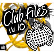 【輸入盤】MinistryOfSound:ClubFiles10[Various]