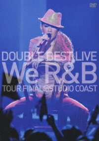 DOUBLE/DOUBLE_BEST_LIVE_We_R&B_TOUR_FINAL[@]STUDIO_COAST〈初回限定COMPLETE盤・2枚組〉