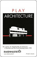 Play Architecture: 54 Playing Cards