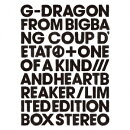 COUP D'ETAT [+ ONE OF A KIND & HEARTBREAKER](2CD+DVD+PHOTO BOOK+GOODS)
