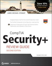 ComptiaSecurity+ReviewGuide,IncludesCD:ExamSy0-301