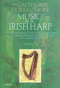 MusicfortheIrishHarp,Volume3[NancyCalthorpe]