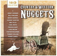 【輸入盤】Country&WesternNuggets[Various]