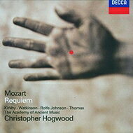 Requiem:Hogwood/Aam[モーツァルト(1756-1791)]