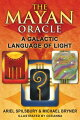 The Mayan Oracle: A Galactic Language of Light [With Full Color Cards]