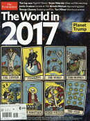 WORLD IN 2017 2016年 12/2号 [雑誌]