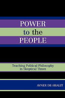 Power to the People: Teaching Political Philosophy in Skeptical Times