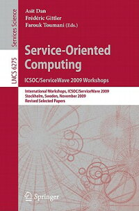 Service-OrientedComputing.Icsoc/Servicewave2009Workshops:InternationalWorkshops,Icsoc/Service